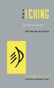 Cover of Wilhelm/Baynes I Ching