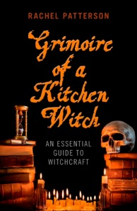 Grimoire of a Kitchen Witch book cover